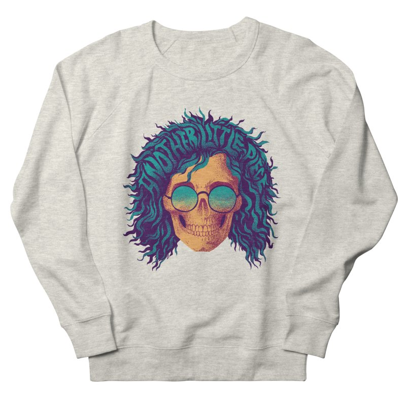 Janis Men's French Terry Sweatshirt by David Maclennan