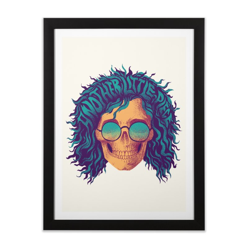 Janis Home Framed Fine Art Print by David Maclennan