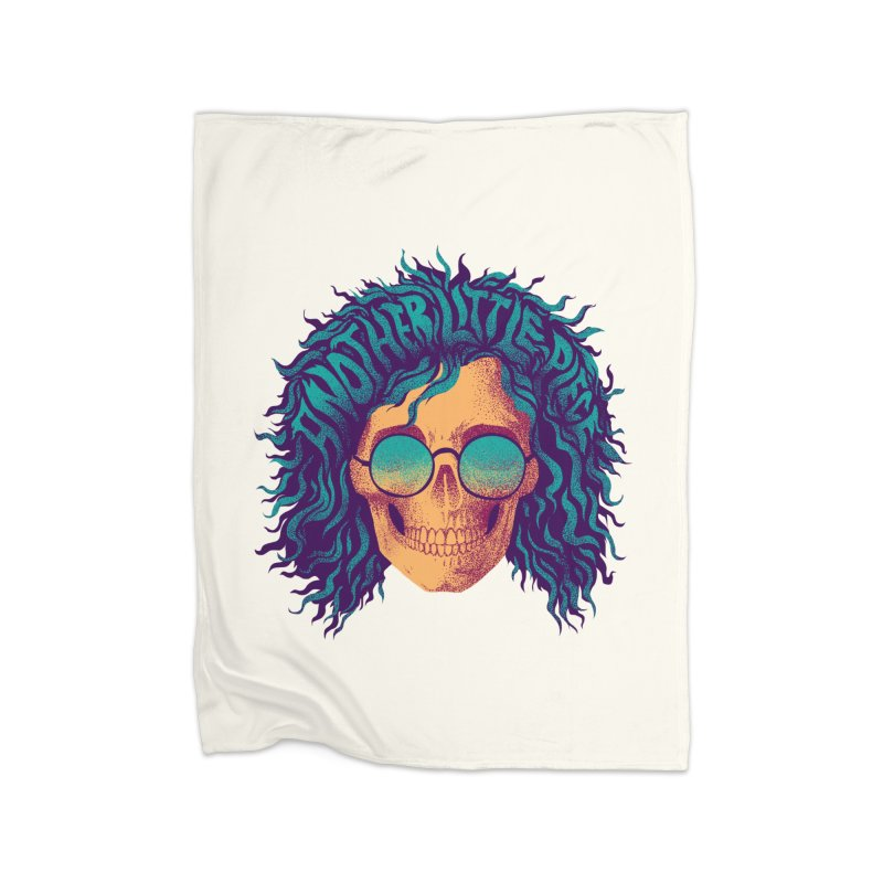 Janis Home Blanket by David Maclennan