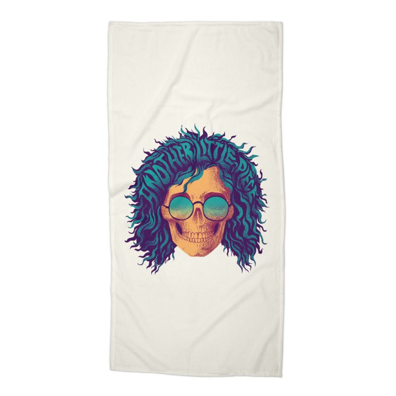 Janis Accessories Beach Towel by David Maclennan