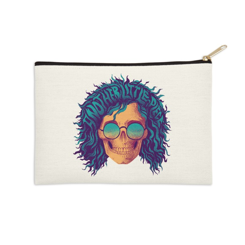 Janis Accessories Zip Pouch by David Maclennan