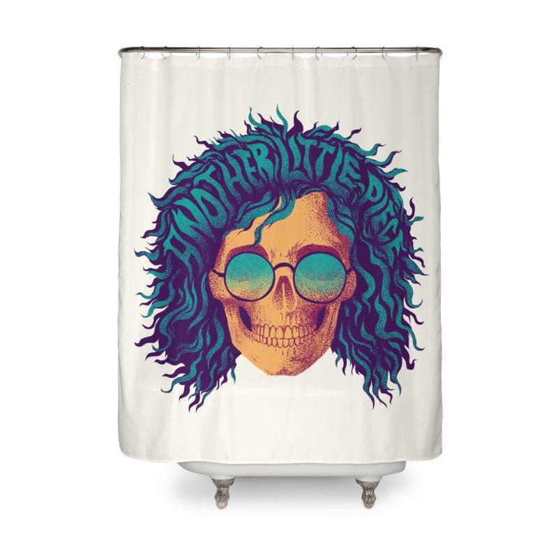 Janis Home Shower Curtain by David Maclennan