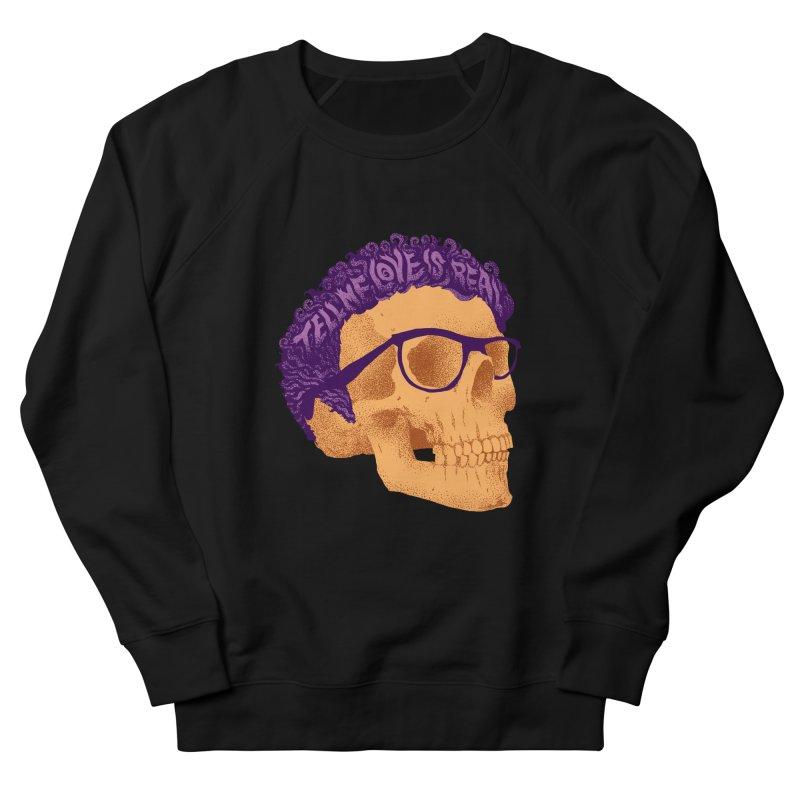 Buddy Men's French Terry Sweatshirt by David Maclennan