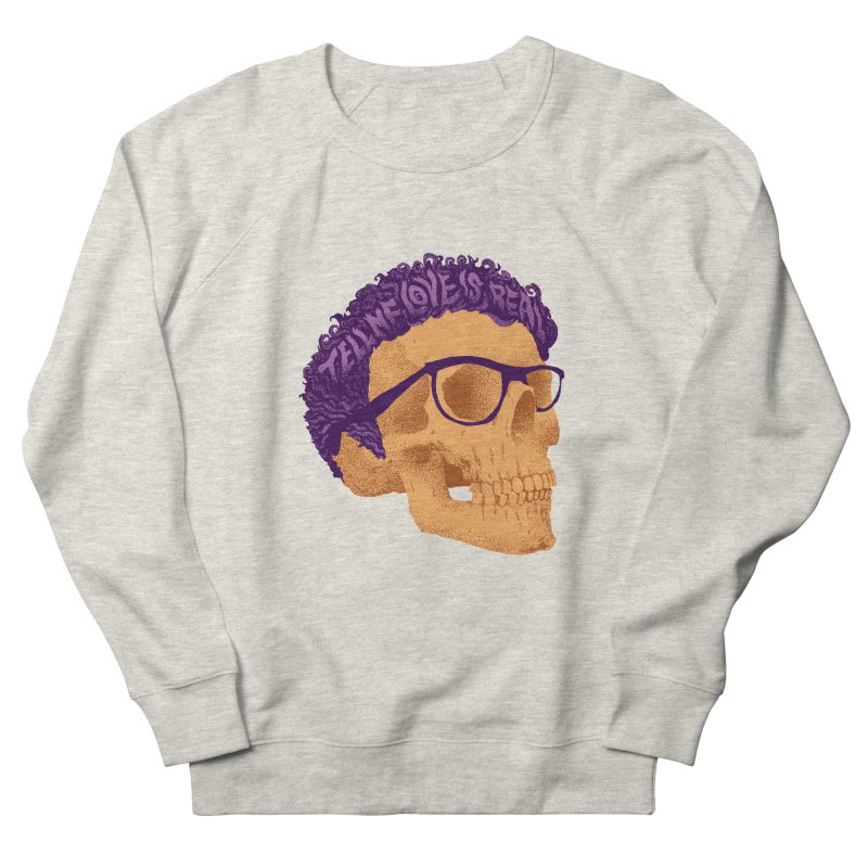 Buddy Men's French Terry Sweatshirt by David Maclennan