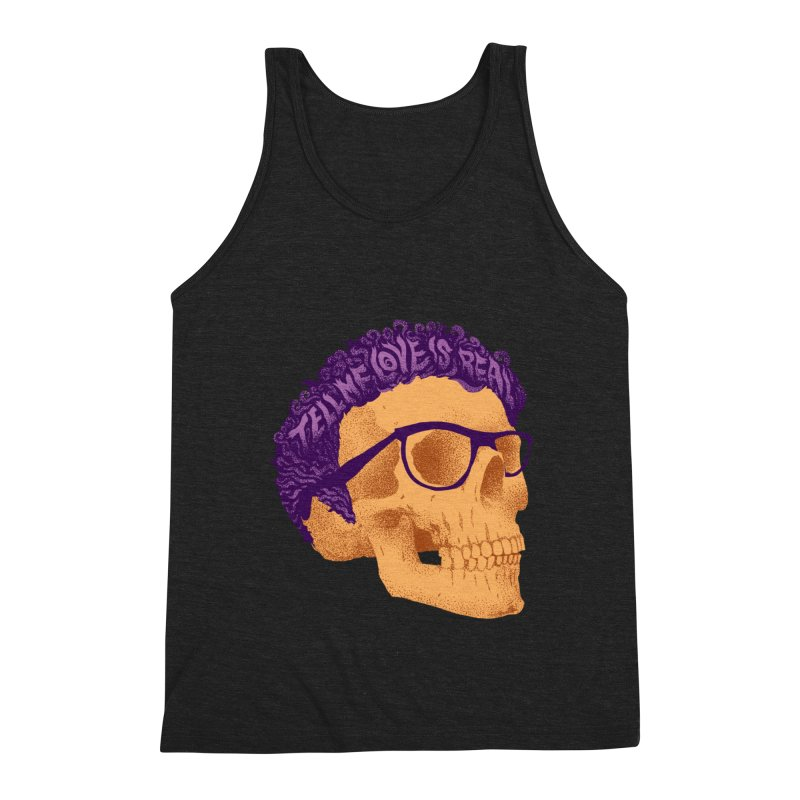 Buddy Men's Tank by David Maclennan
