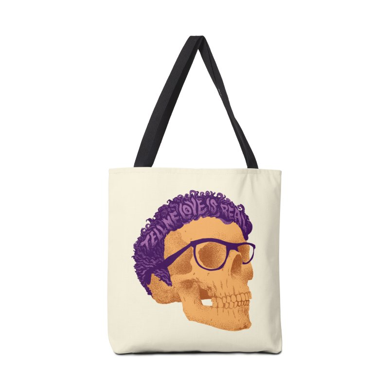Buddy Accessories Tote Bag Bag by David Maclennan