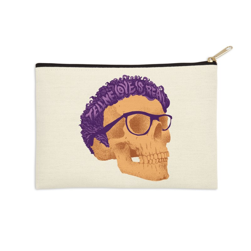 Buddy Accessories Zip Pouch by David Maclennan