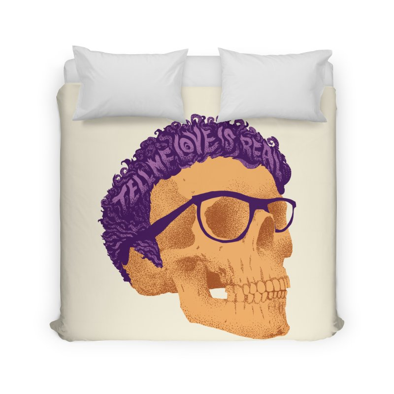 Buddy Home Duvet by David Maclennan