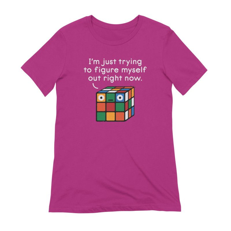 Back To Square One Women's Extra Soft T-Shirt by David Olenick