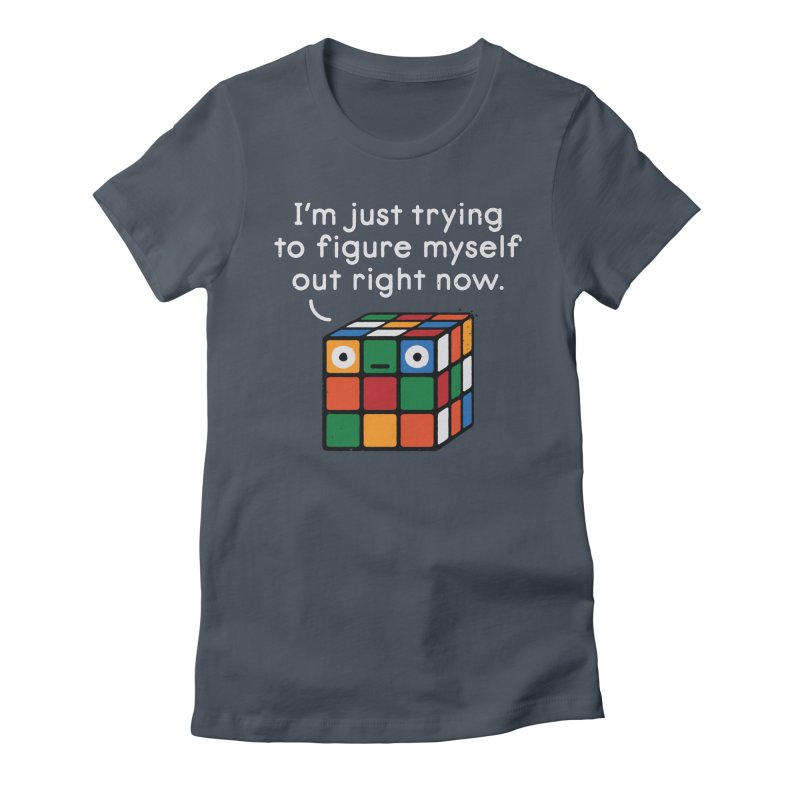 Back To Square One Women's T-Shirt by David Olenick