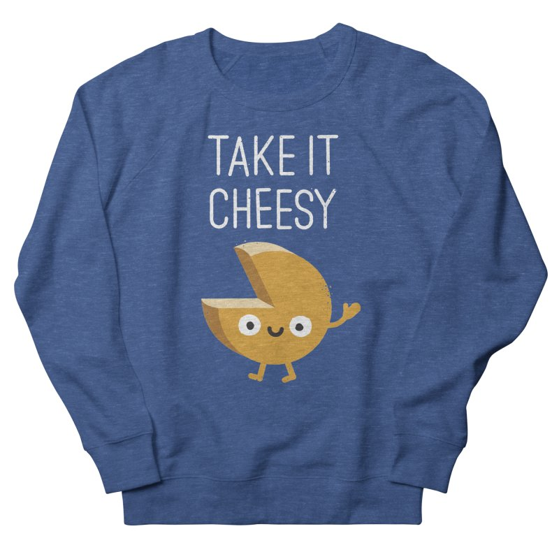 Gouda Bye Women's Sweatshirt by David Olenick