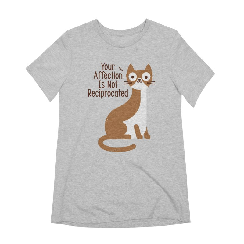 Right Back Cat You Women's Extra Soft T-Shirt by David Olenick