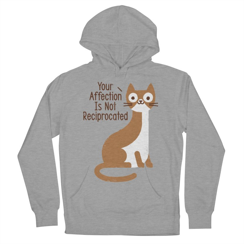 Right Back Cat You Women's French Terry Pullover Hoody by David Olenick