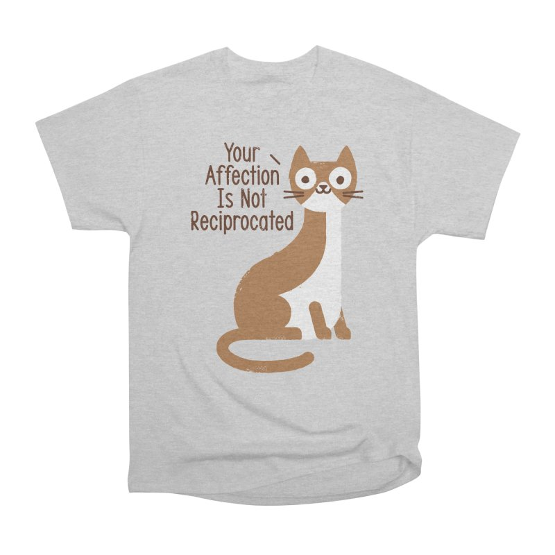 Right Back Cat You Women's Heavyweight Unisex T-Shirt by David Olenick