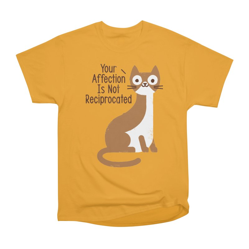 Right Back Cat You Men's Heavyweight T-Shirt by David Olenick
