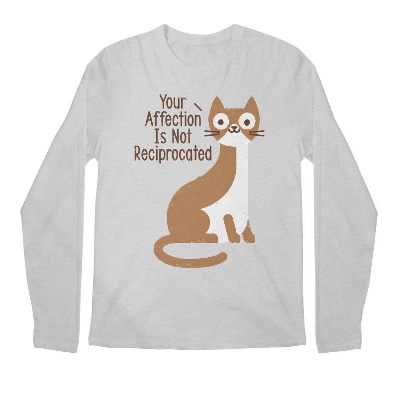 Right Back Cat You Men's Regular Longsleeve T-Shirt by David Olenick