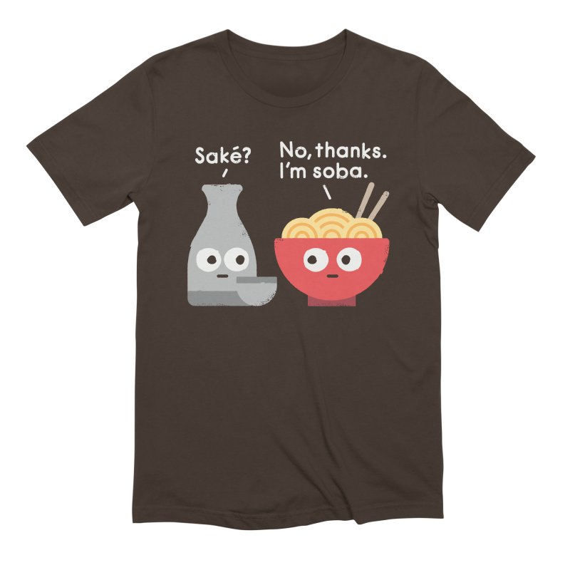 The Path of Yeast Resistance Men's Extra Soft T-Shirt by David Olenick