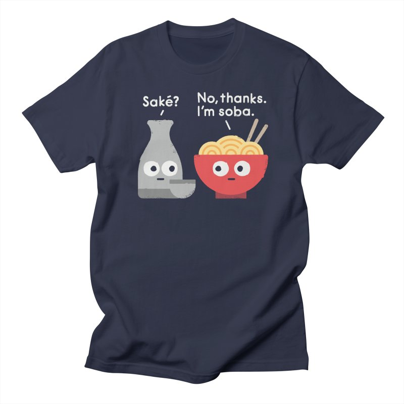 The Path of Yeast Resistance Men's Regular T-Shirt by David Olenick