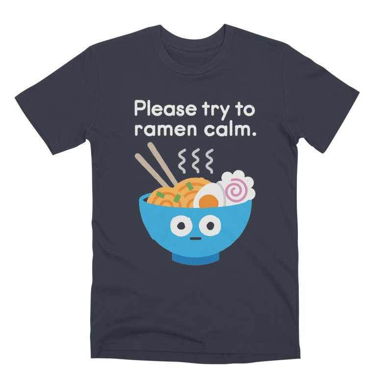 Attention Hotheads Men's T-Shirt by David Olenick