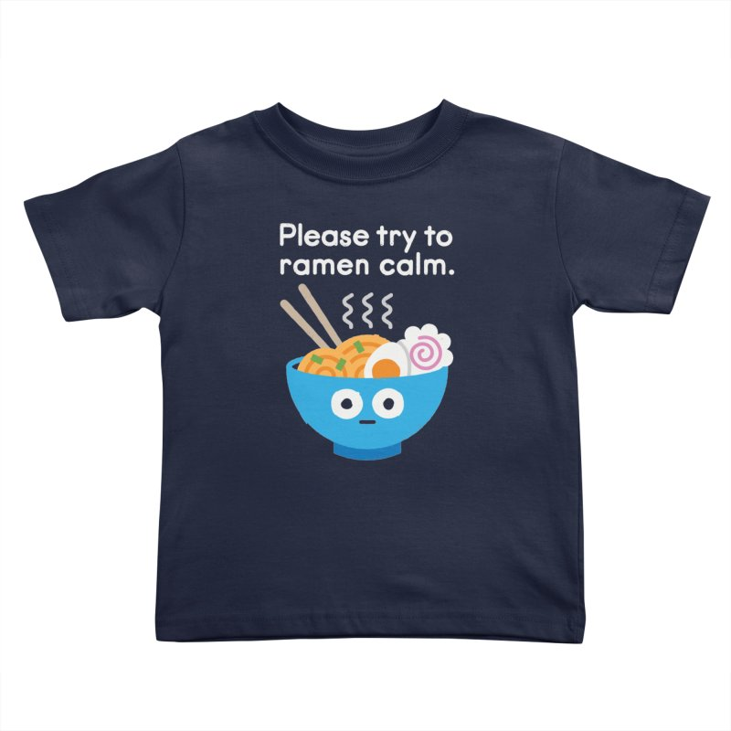 Attention Hotheads Kids Toddler T-Shirt by David Olenick