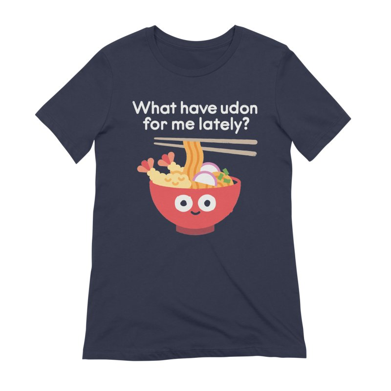 Bringing Something to the Table Women's Extra Soft T-Shirt by David Olenick