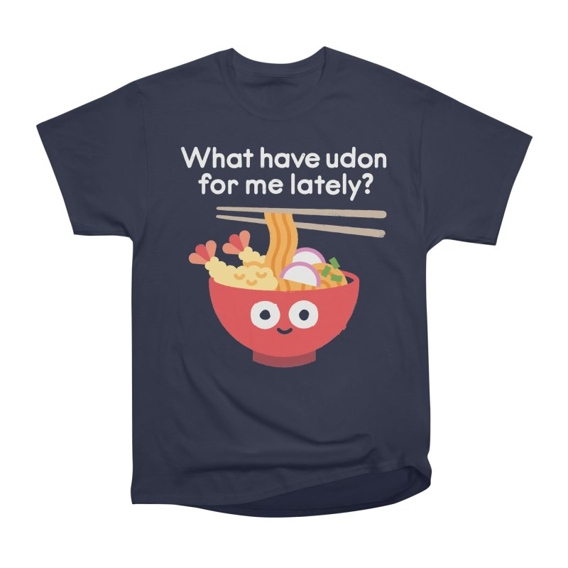 Bringing Something to the Table Women's Heavyweight Unisex T-Shirt by David Olenick