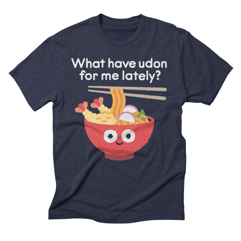Bringing Something to the Table Men's Triblend T-Shirt by David Olenick