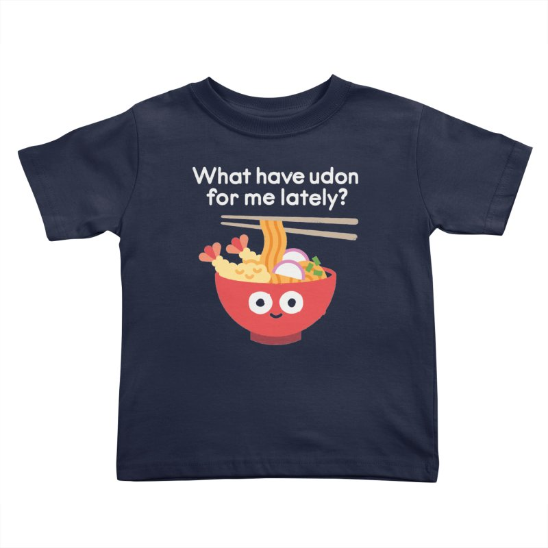 Bringing Something to the Table Kids Toddler T-Shirt by David Olenick