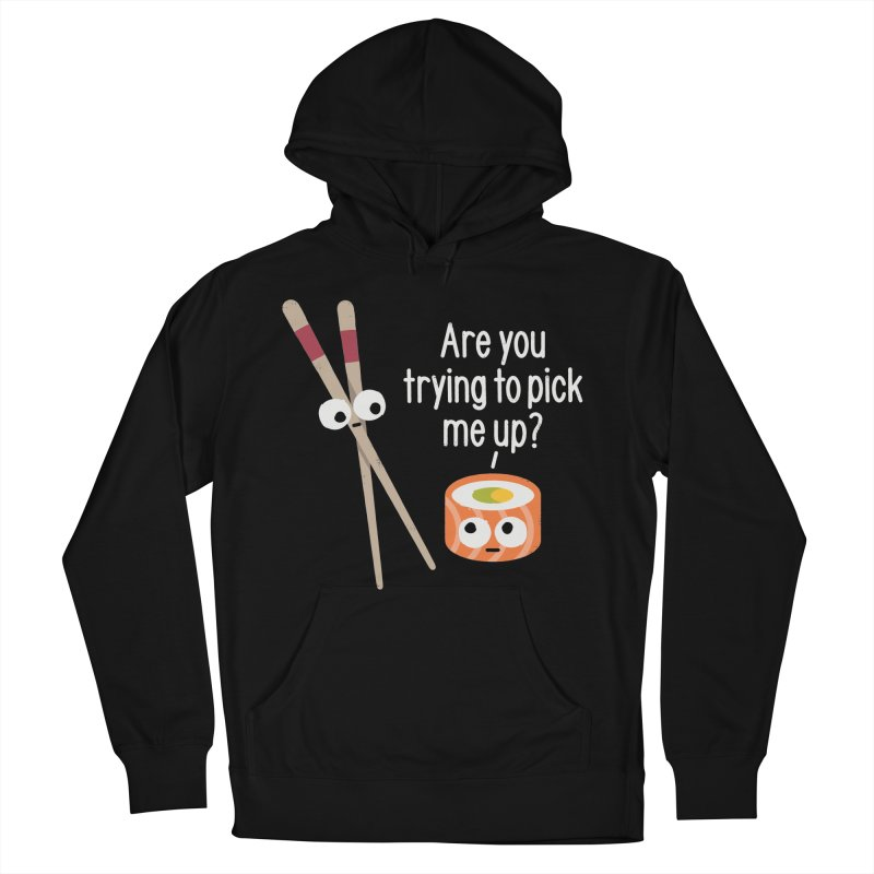 Getting a Grasp of the Situation Women's French Terry Pullover Hoody by David Olenick
