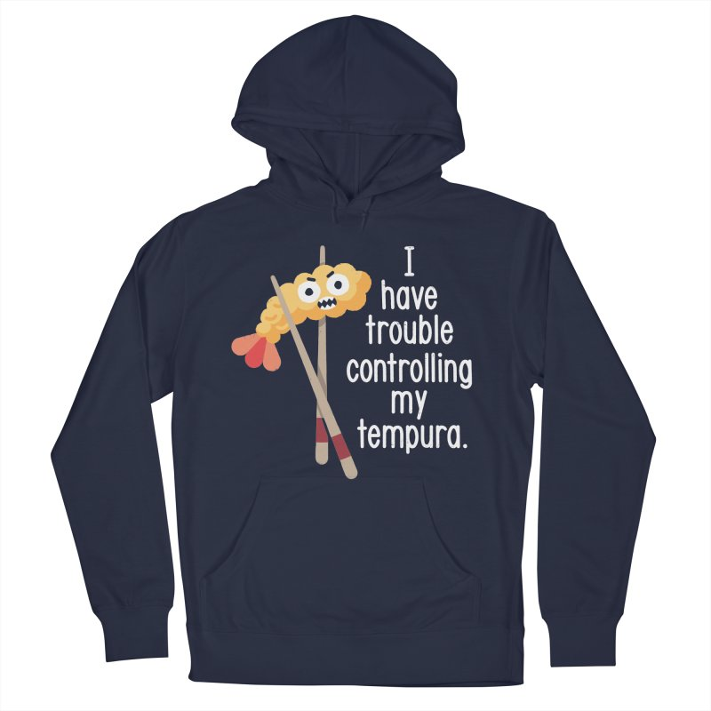 Losing It Men's Pullover Hoody by David Olenick