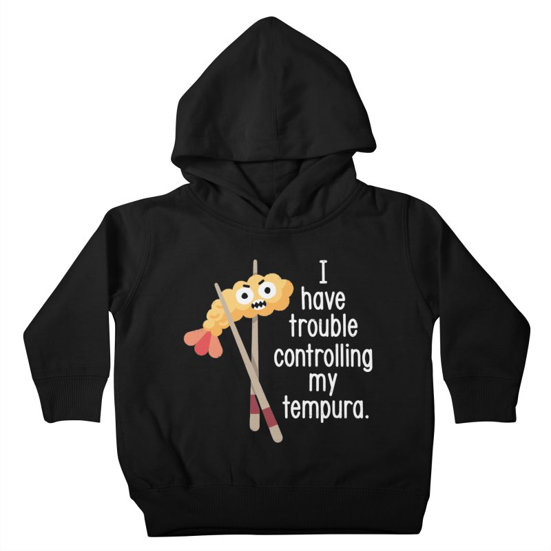 Losing It Kids Toddler Pullover Hoody by David Olenick
