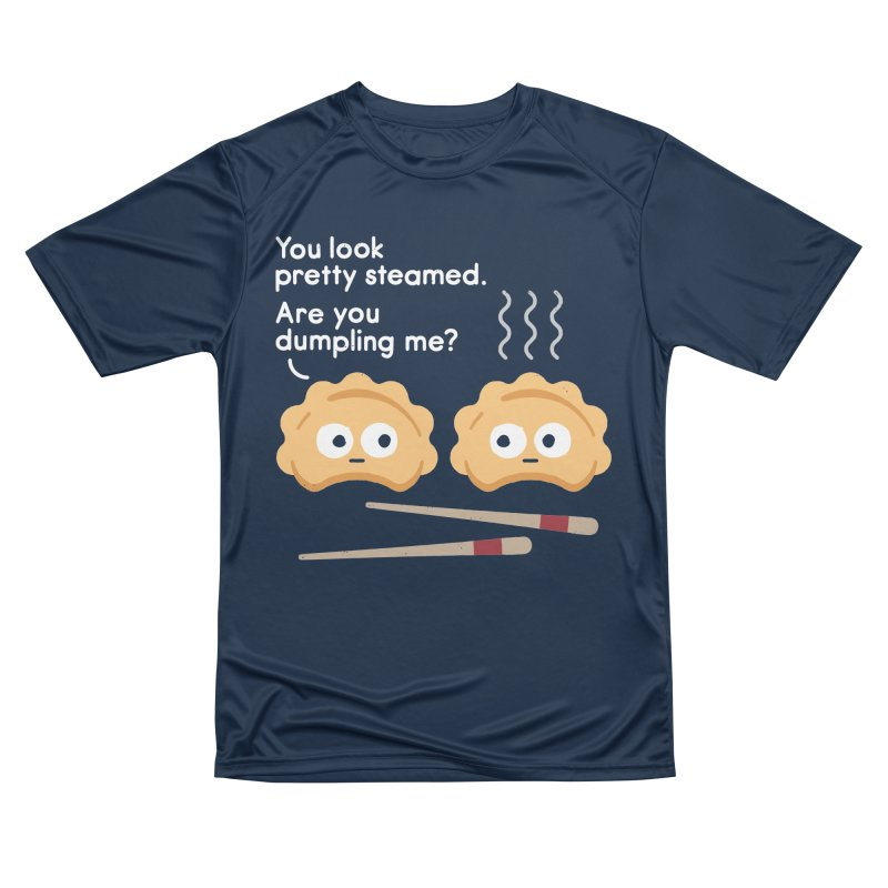 You Can't Hide Your Fillings Women's Performance Unisex T-Shirt by David Olenick
