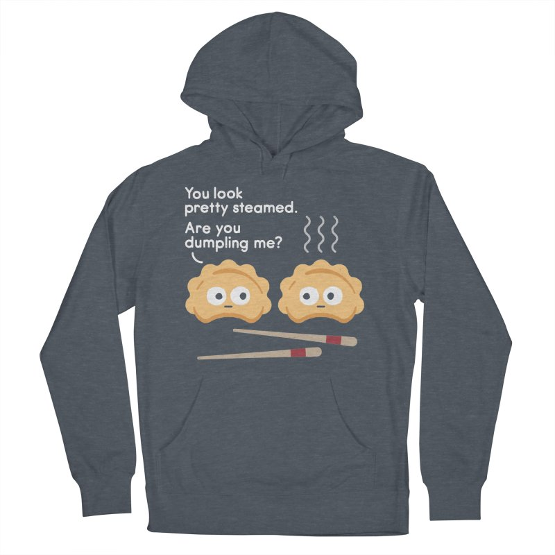 You Can't Hide Your Fillings Women's Pullover Hoody by David Olenick