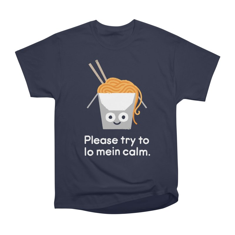 Breathe In, Take-out Women's Heavyweight Unisex T-Shirt by David Olenick
