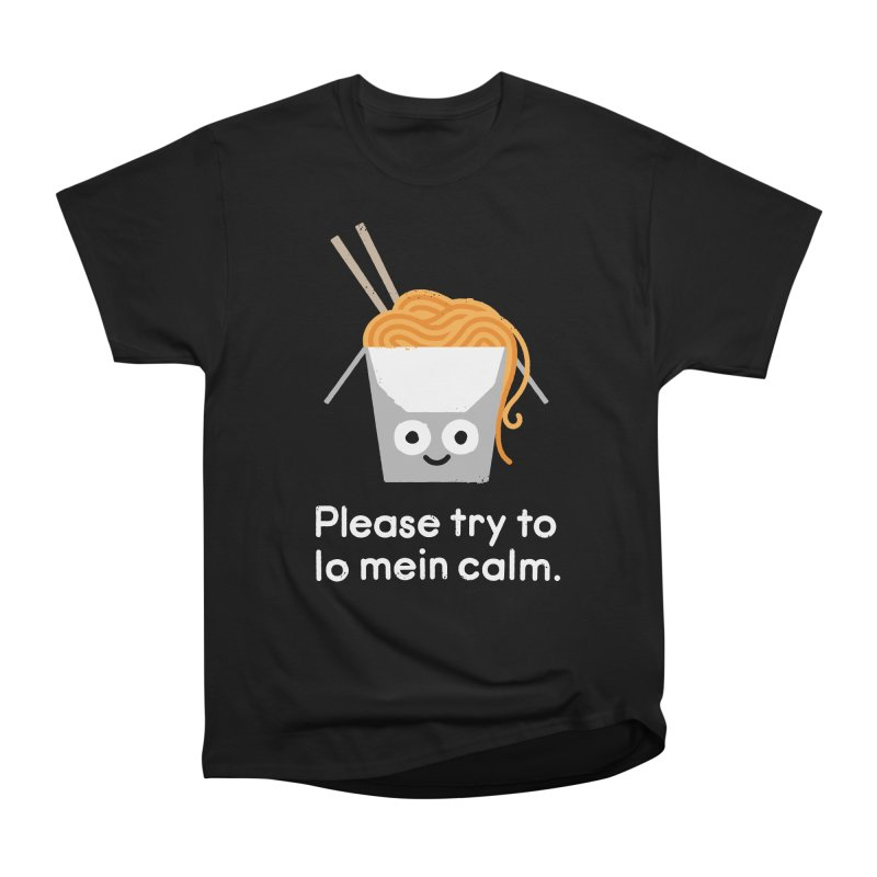 Breathe In, Take-out Men's Heavyweight T-Shirt by David Olenick