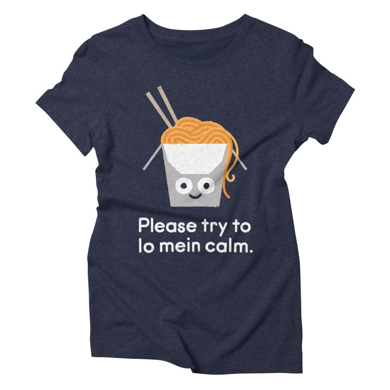 Breathe In, Take-out Women's T-Shirt by David Olenick