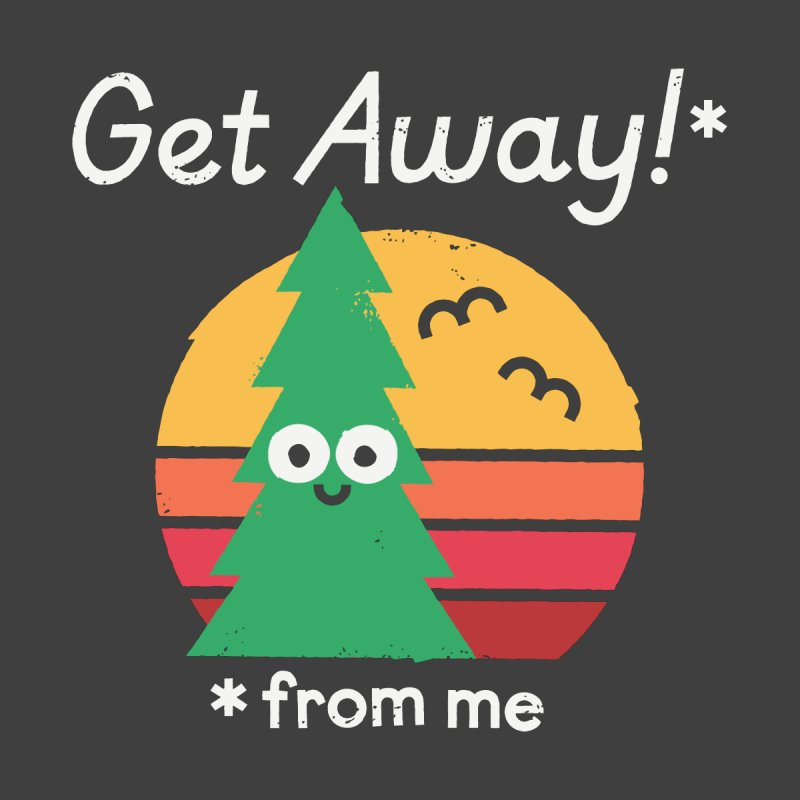 Take A Hike Men's T-Shirt by David Olenick