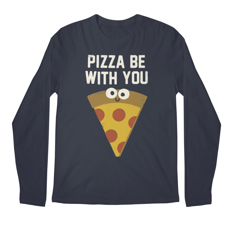 A Pieous Hope Men's Longsleeve T-Shirt by David Olenick