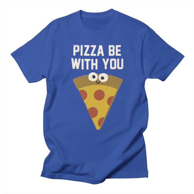A Pieous Hope Men's T-shirt by David Olenick