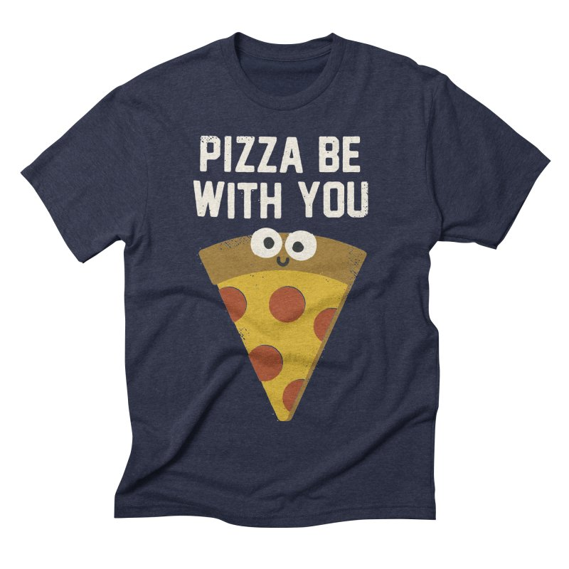 A Pieous Hope Men's Triblend T-shirt by David Olenick