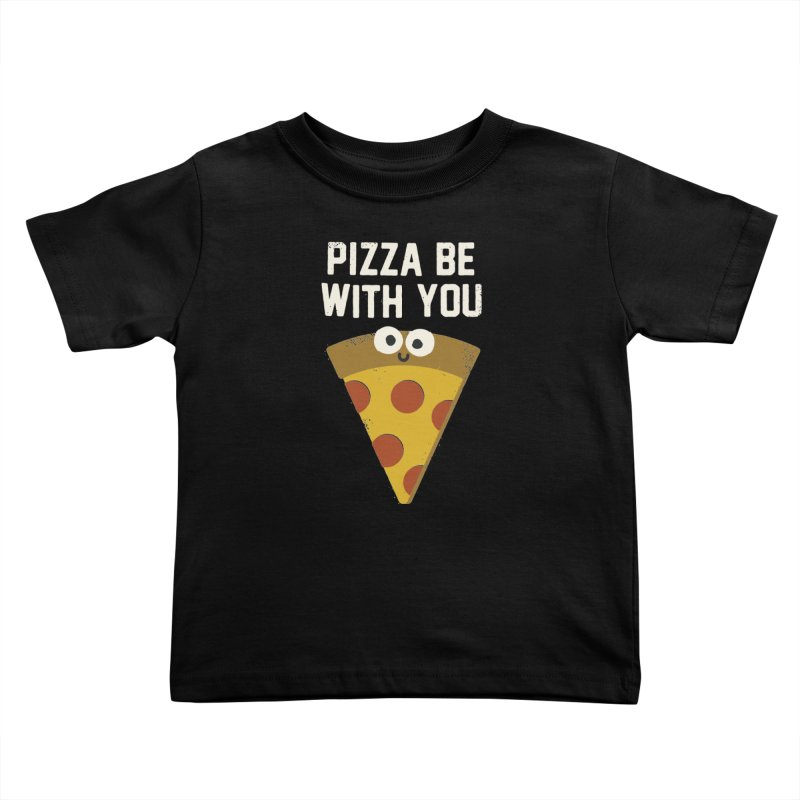 A Pieous Hope Kids Toddler T-Shirt by David Olenick