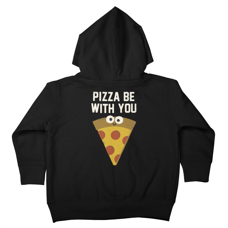 A Pieous Hope Kids Toddler Zip-Up Hoody by David Olenick