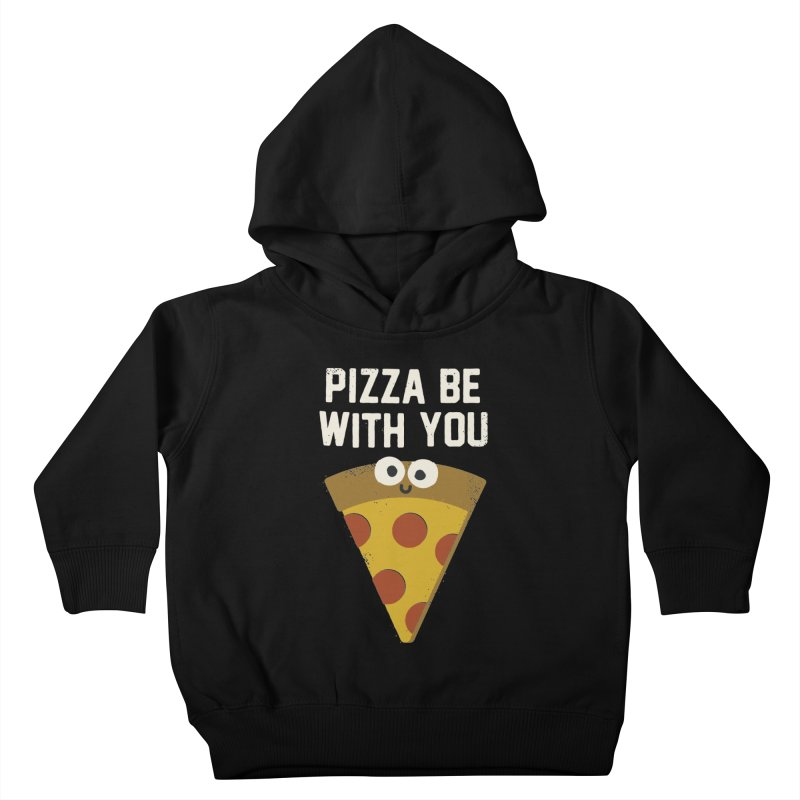 A Pieous Hope Kids Toddler Pullover Hoody by David Olenick