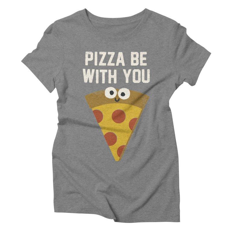 A Pieous Hope Women's Triblend T-shirt by David Olenick
