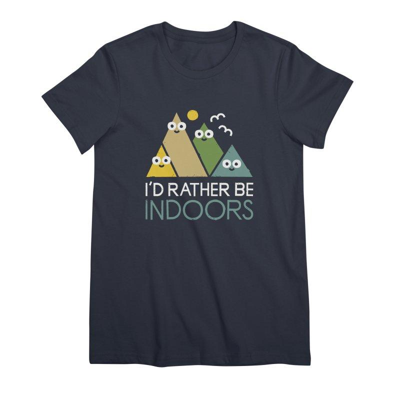 Interior Motives Women's T-Shirt by David Olenick