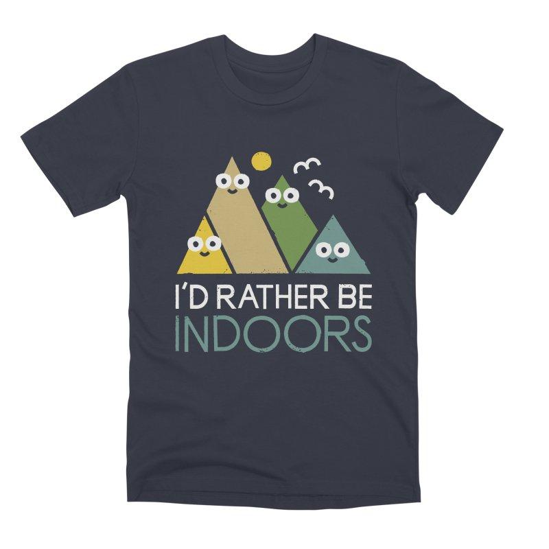 Interior Motives Men's Premium T-Shirt by David Olenick