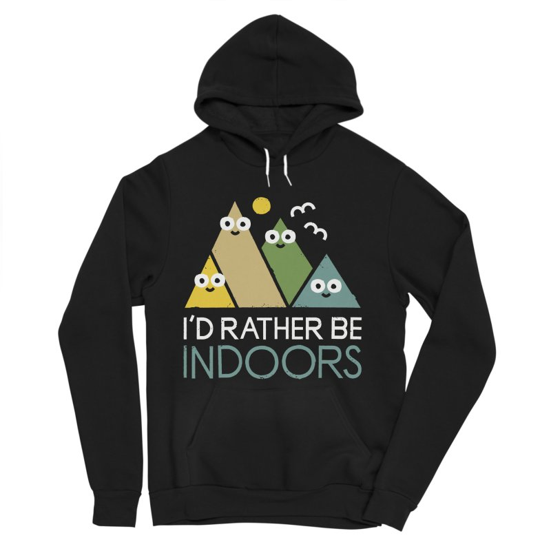 Interior Motives Women's Pullover Hoody by David Olenick