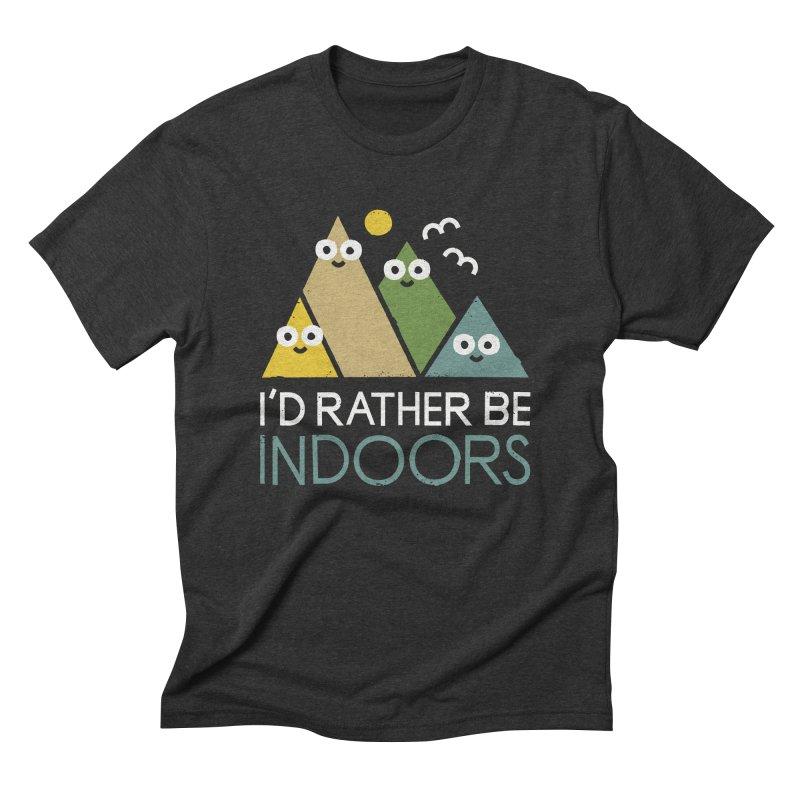 Interior Motives Men's Triblend T-Shirt by David Olenick