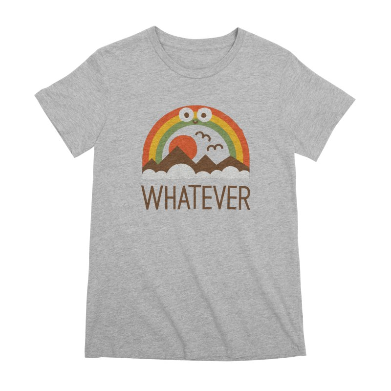 Yawn of a New Day Women's T-Shirt by David Olenick