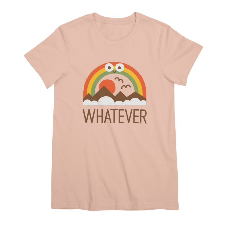 Yawn of a New Day Women's Premium T-Shirt by David Olenick